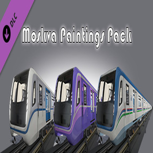 Metro Simulator 2020 Moskva Paintings Pack