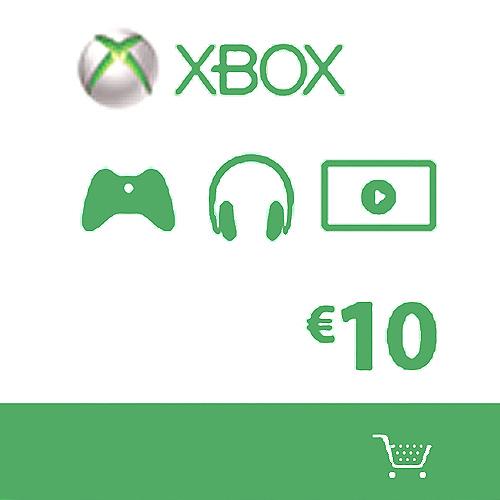 Comprar Microsoft Gift Card 10 Euro Xbox Live Code Comparar Precios