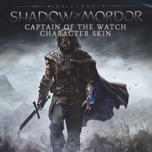Comprar Middle Earth Shadow of Mordor Captain of the Watch Character Skin CD Key Comparar Precios