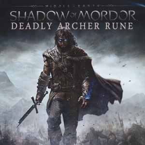 Comprar Middle Earth Shadow of Mordor Deadly Archer Rune CD Key Comparar Precios