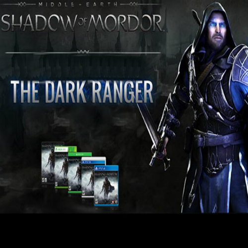 Comprar Middle-Earth Shadow of Mordor The Dark Ranger CD Key Comparar Precios