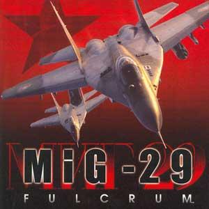 Comprar MiG-29 Fulcrum CD Key Comparar Precios