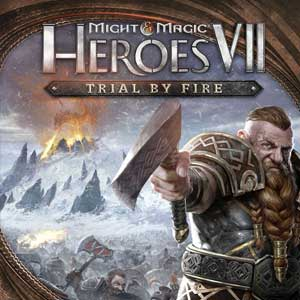 Comprar Might and Magic Heroes 7 Trial by Fire CD Key Comparar Precios