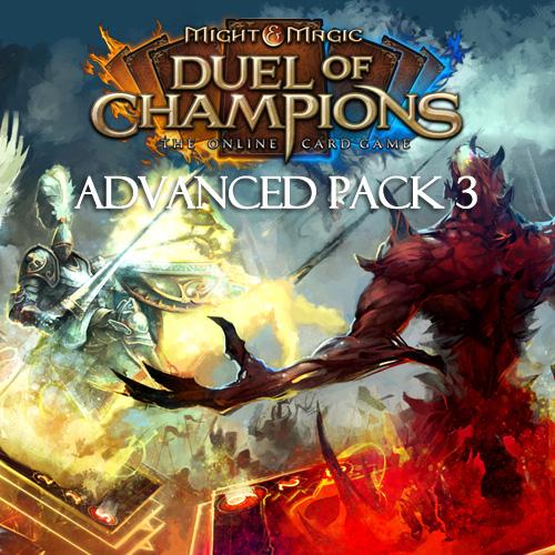 Comprar Might & Magic Duel of Champions Advanced Pack 3 CD Key Comparar Precios