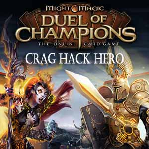 Comprar Might & Magic Duel of Champions Crag Hack Hero CD Key Comparar Precios