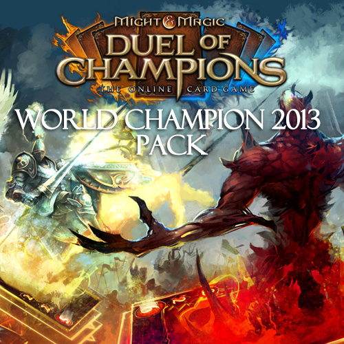 Comprar Might & Magic Duel of Champions World Champion 2013 Pack CD Key Comparar Precios