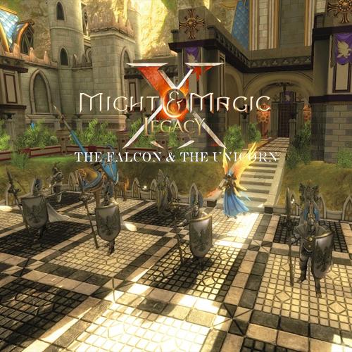 Comprar Might & Magic X Legacy The Falcon & The Unicorn CD Key Comparar Precios