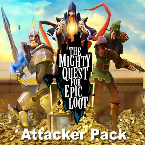 Comprar Mighty Quest For Epic Loot Attacker Pack CD Key Comparar Precios