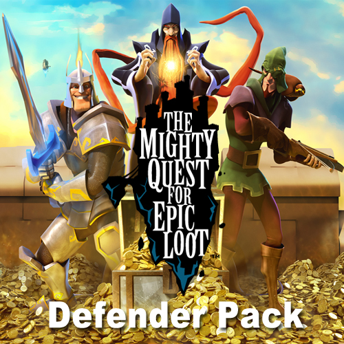 Comprar Mighty Quest For Epic Loot Defender Pack CD Key Comparar Precios