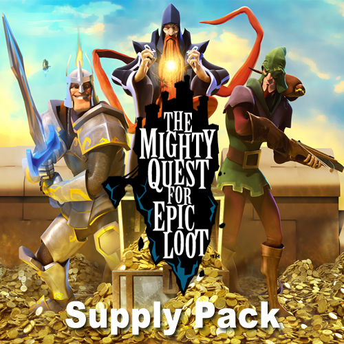 Mighty Quest For Epic Loot - Supply Pack
