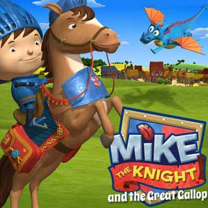 Comprar Mike the Knight and the Great Gallop Nintendo 3DS Descargar Código Comparar precios