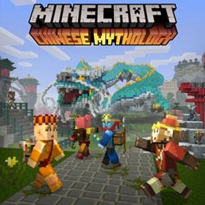 Comprar Minecraft Chinese Mythology Mash-Up Xbox One Barato Comparar Precios