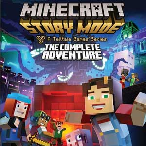 Comprar Minecraft Story Mode The Complete Adventure Nintendo Switch Barato comparar precios