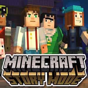 Comprar Minecraft Story Mode Xbox One Code Comparar Precios