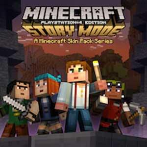Minecraft Story Mode Skin Pack