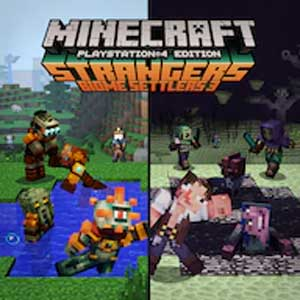 Minecraft Strangers Biome Settlers 3