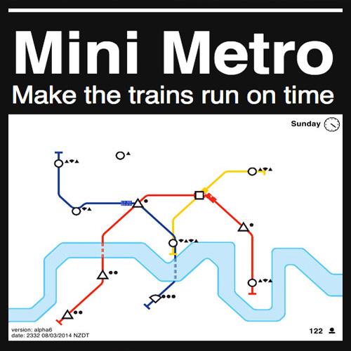 Comprar Mini Metro CD Key Comparar Precios