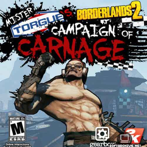 Comprar clave CD Borderlands 2 DLC Torgue