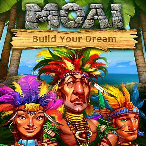 Moai Build Your Dream