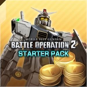 Mobile Suit Gundam Battle Operation 2 Starter Pack