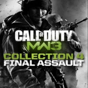 Modern Warfare 3 Collection 4