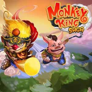 Monkey King Saga