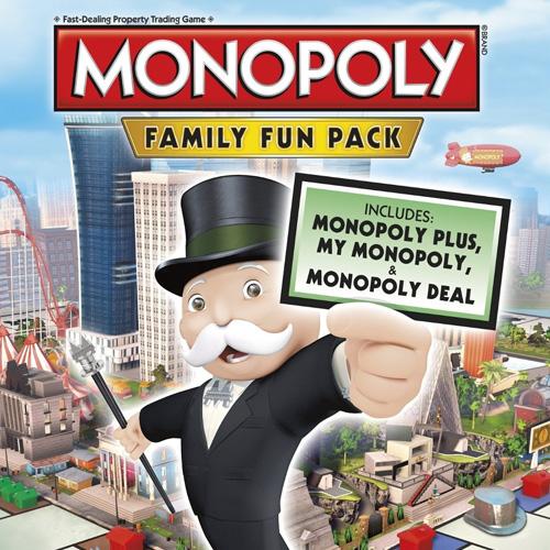 Comprar Monopoly Family Fun Pack Xbox One Code Comparar Precios