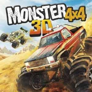 Comprar Monster 4x4 Nintendo 3DS Descargar Código Comparar precios