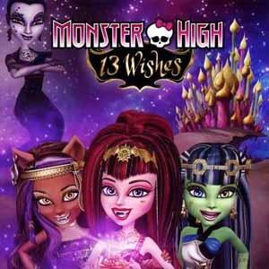 Comprar Monster High 13 Wishes Nintendo 3DS Descargar Código Comparar precios