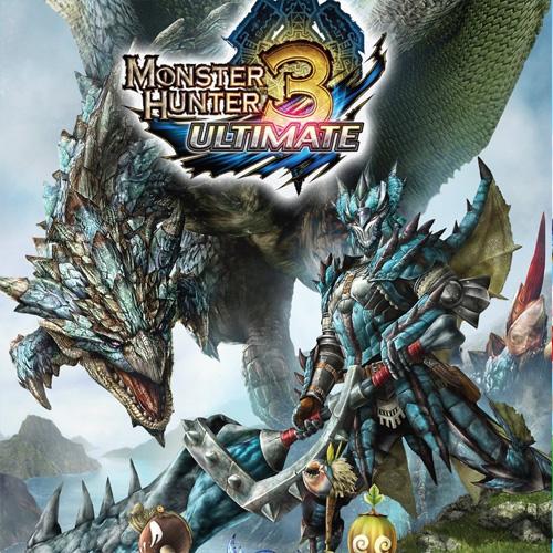 Comprar Monster Hunter 3 Ultimate Nintendo 3DS Descargar Código Comparar precios
