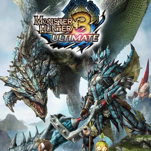 Comprar Monster Hunter 3 Ultimate Nintendo Wii U Descargar Código Comparar precios