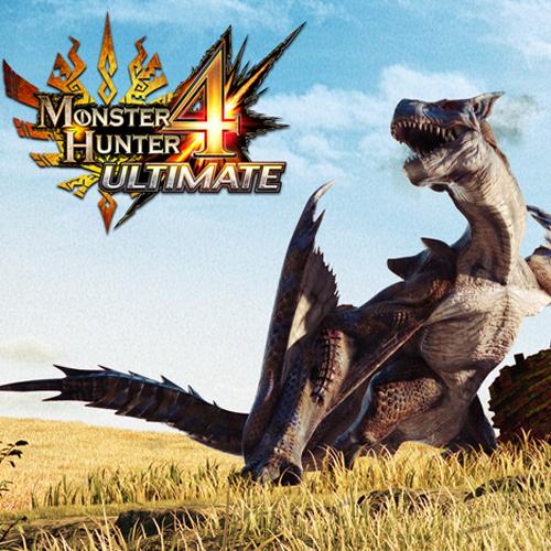 Comprar Monster Hunter 4 Ultimate Nintendo 3DS Descargar Código Comparar precios