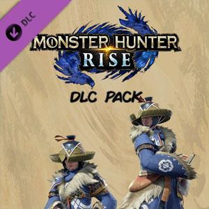 Monster Hunter Rise DLC Pack 4
