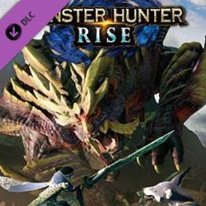 Comprar Monster Hunter Rise Hunter Voice Fugen Nintendo Switch Barato comparar precios