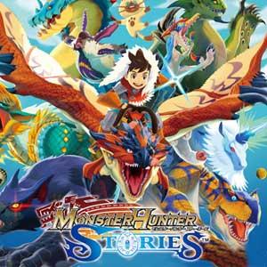 Comprar Monster Hunter Stories 3DS Descargar Código Comparar precios