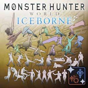 Comprar Monster Hunter World Iceborne Complete Gesture & Pose Pack CD Key Comparar Precios