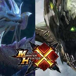 Comprar Monster Hunter X Nintendo 3DS Descargar Código Comparar precios