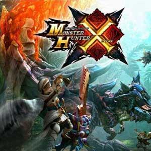 Comprar Monster Hunter XX 3DS Descargar Código Comparar precios