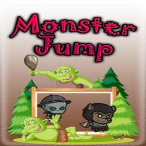 Monster Jump Run