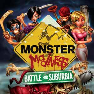 Comprar Monster Madness Battle for Suburbia CD Key Comparar Precios