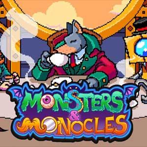 Comprar Monsters and Monocles CD Key Comparar Precios