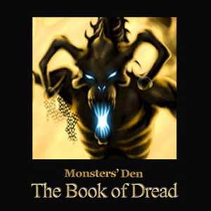 Comprar Monsters Den Book of Dread CD Key Comparar Precios