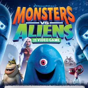 Comprar Monsters vs Aliens Xbox 360 Code Comparar Precios