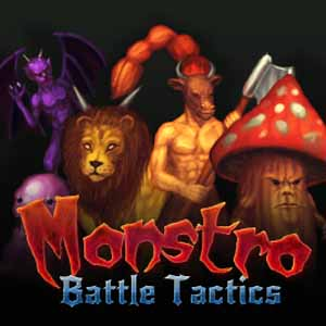 Comprar Monstro Battle Tactics CD Key Comparar Precios