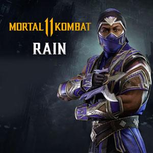Mortal Kombat 11 Rain