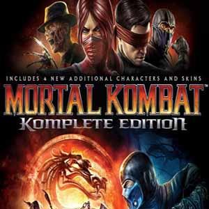 Comprar Mortal Kombat Xbox 360 Code Comparar Precios
