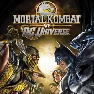 Comprar Mortal Kombat vs DC Universe Xbox 360 Code Comparar Precios
