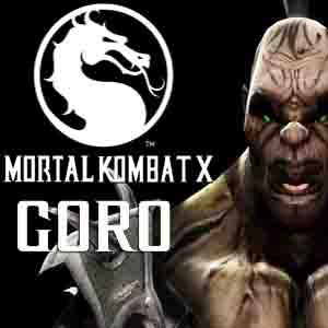 Comprar Mortal Kombat X Goro CD Key Comparar Precios