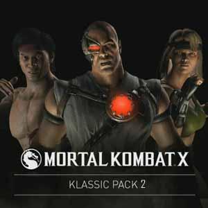 Comprar Mortal Kombat X Klassic Pack 2 CD Key Comparar Precios
