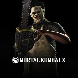 Mortal Kombat X Leatherface